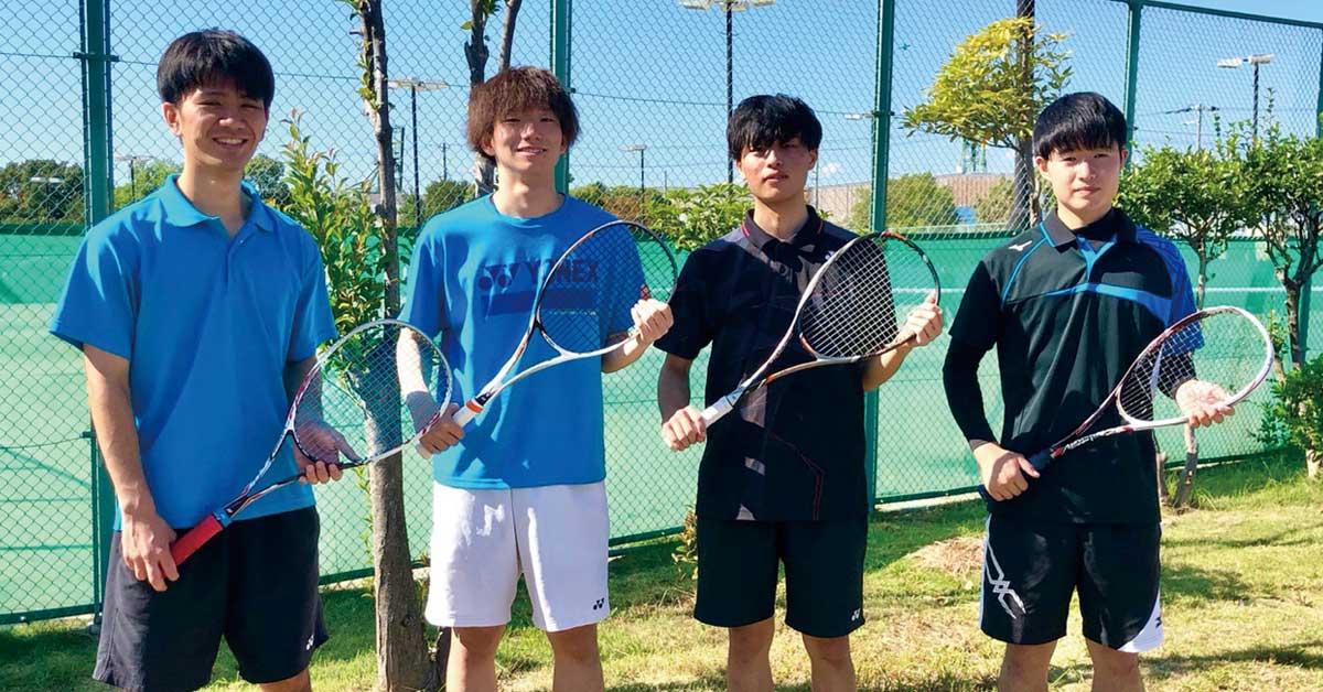 軟式テニス部