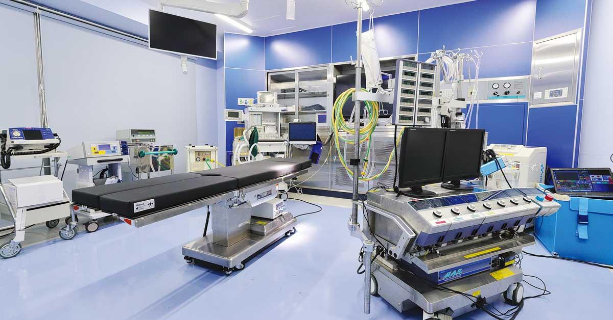 模擬手術室