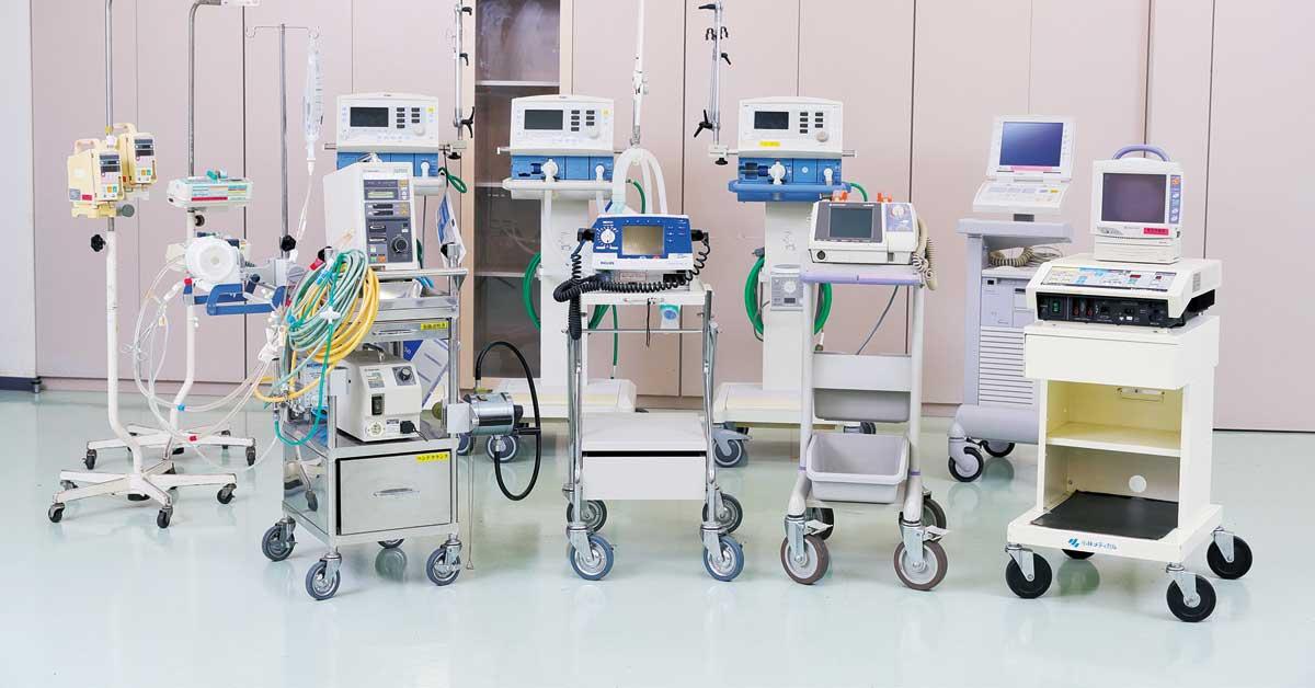 人工呼吸器などその他の医療機器