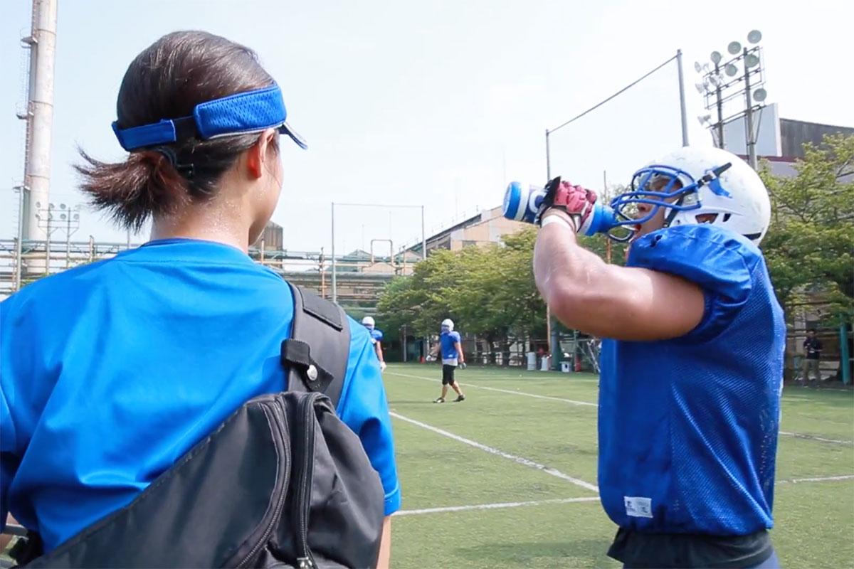 スポーツトレーナー 学外実習